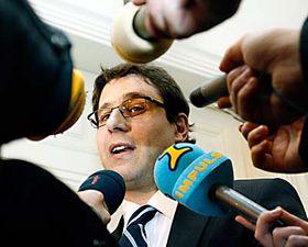 Vladimír Mlynár (Foto: CTK)