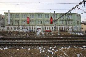 Meetfactory-Gebäude (Foto: www.meetfactory.cz)