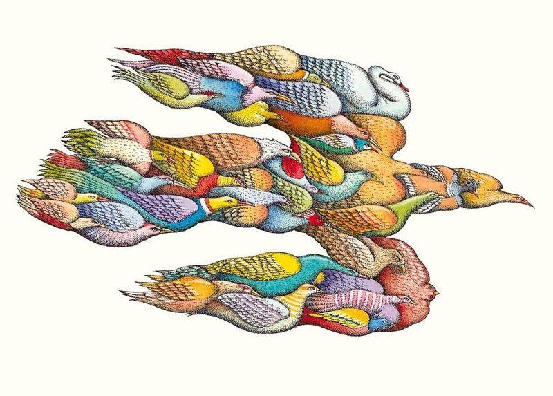 Třicet ptáků, foto: archiv Petra Síse