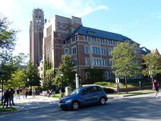 University of Chicago, foto: Klára Stejskalová