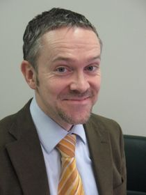 John Tregellas in 2009