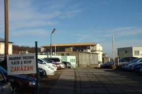 Gefängnis Vinařice (Foto: Aktron, CC BY 3.0)