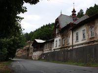 Lázně Kyselka, photo: Barbora Kmentová