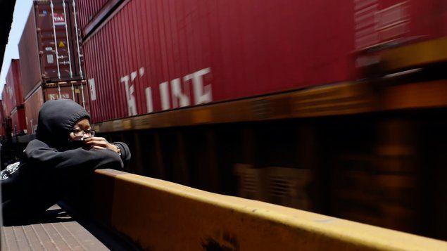 'This train I ride', photo: Site officiel du festival Jeden Svět
