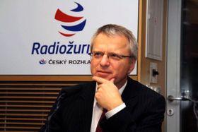 Jaroslav Míl (Foto: Anna Duchková, Archiv des Tschechischen Rundfunks)