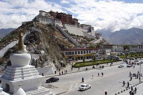 Тибет (Фото: Ондржей Жвачек, Wikimedia Commons, License CC BY-SA 3.0)
