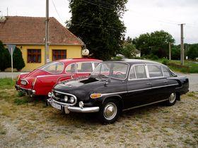 Tatra 603, el modelo '69', foto: KapitanT / CC BY-SA 3.0
