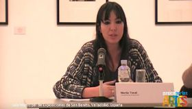 María Toral, foto: Carlos Ferrer
