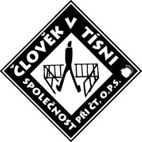 Логотип организации «Человек в беде»