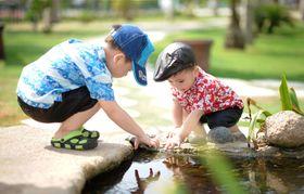 Jungen - kluci, hoši, chlapci (Foto: Hai Nguyen Tien, Pixabay / CC0)