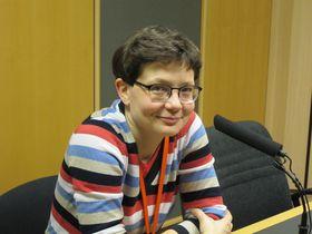 Магдалена Шустова, Фото: Катерина Айзпурвит, Чешское радио - Радио Прага