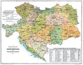 Imperio Austrohúngaro, foto: Free Domain