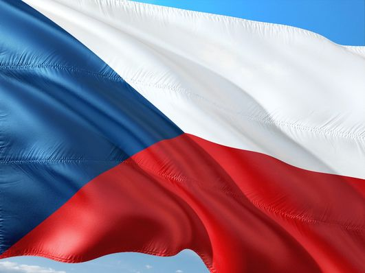La bandera checa, foto: jorono, Pixabay / CC0