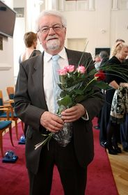 Lubomír Doležel, photo: Barbora Kmentová