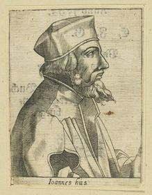 Jan Hus, fuente: public domain