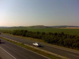 Autobahn D8 (Foto: Archiv des Tschechischen Rundfunks - Radio Prag)