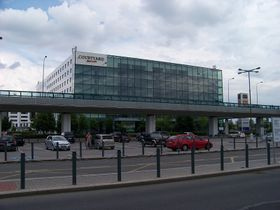 Гостиница Courtyard (Фото: ŠJů, Wikimedia CC BY-SA 3.0)