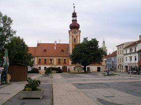 Kaplice (Foto: Miloš Hlávka, CC BY-SA 3.0)