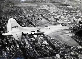 "Bombardér B-17G ""City of Savannah"", foto: archiv City of Savannah B17 Restoreation Project"