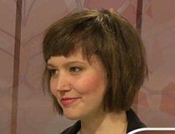 Alexandra Střelcová, photo: ČT