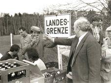 Freundschaftstreffen in Bad Neualbenreuth (14. 4. 1990)