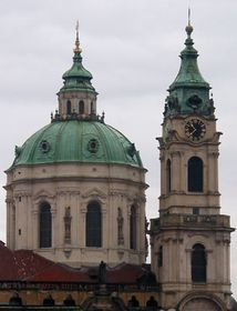 St Nicolas church, photo: archive of Radio Prague