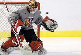 Dominik Hasek, photo: CTK