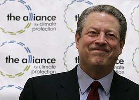 Al Gore, photo: CTK