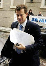 Pavel Nemec, foto: CTK