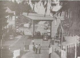 Foto: Archiv der Bayerischen Grenzpolizei