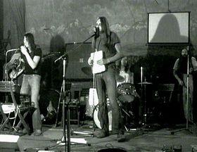 La banda DG 307, foto: ČT