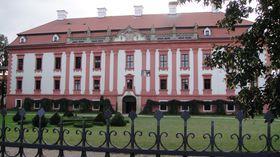 Schloss Kunín (Foto: Bosquete, Wikimedia Commons, Public Domain)