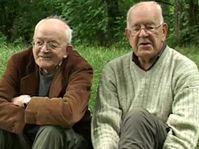 Jiří et Daniel Reynek, photo: ČT Art