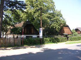 El museo etnográfico a cielo abierto de Přerov nad Labem, foto: ŠJů, Wikimedia CC BY-SA 3.0