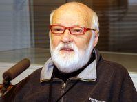 Jan Švankmajer, photo: Šárka Ševčíková / Czech Radio