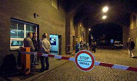 Exekuce vpotravinářské firmě Setuza, foto: ČTK