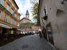 Český Krumlov (Foto: Ondřej Tomšů)