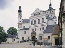 Palacio de Pardubice, foto: CzechTourism