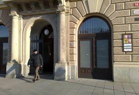 La Facultad de Derecho de la Universidad de Pilsen, foto: ČTK