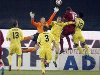 Sparta Prague - FC Cluj, photo: CTK
