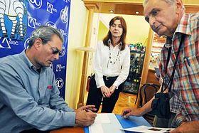 Paul Auster, photo: CTK