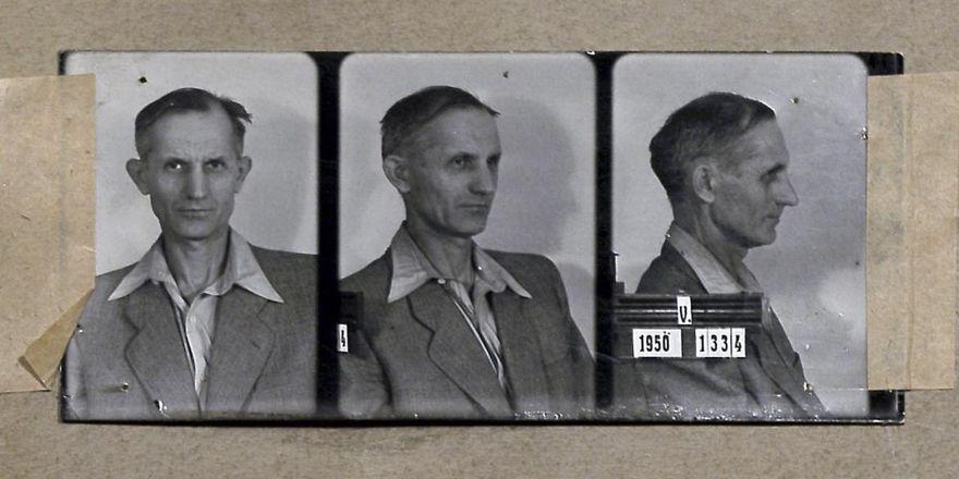 Йозеф Вавра-Старжик, фото: Архив Института по изучению тоталитарных режимов / АBS