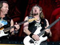 Iron Maiden в Прагe (Фото: ЧТК)