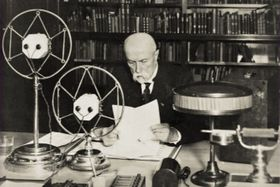 Tomáš Garrigue Masaryk, photo: archive of Czech Radio