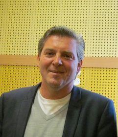 Marek Petráš, photo: Jana Chládková, ČRo