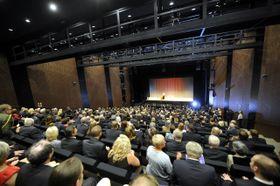 Neues Theater in Pilsen (Foto: ČTK)