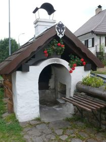 Public bread oven in Lenora, photo: Romana Kostohryzová, ČRo