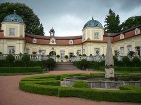 Замок Бухловице, Фото: Marzper, Public Domain