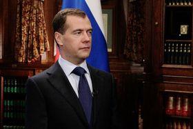 Dmitri Medvédev, foto: Archivo de la Oficina del presidente de Rusia, CC BY 4.0