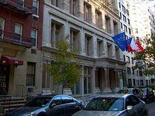 Česká národní budova v New Yorku, foto: ČTK